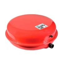 Расширительный бак для отопления Aquatica 12 л плоский Ø325
