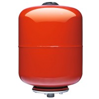 Расширительный бак для отопления Aquatica 12 л сферический
